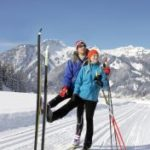 Bild Loipe und Wintersport