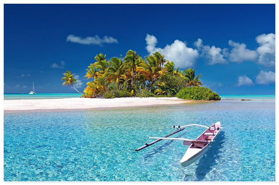 Traumhafter Inselurlaub für Sonnenanbeter