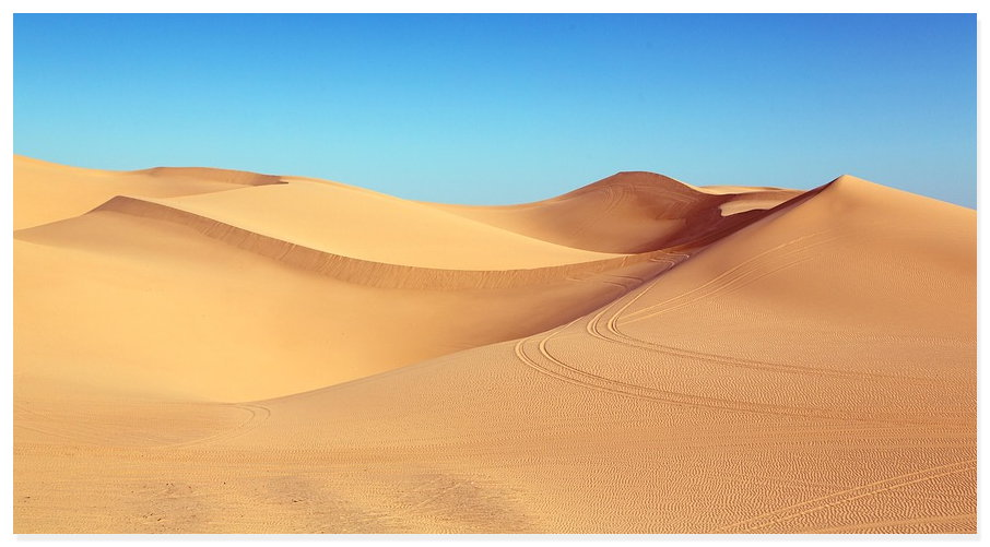 Wüste Urlaub Oman 1